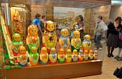 "The exhibition ""Museum of Russian Matryoshka"""